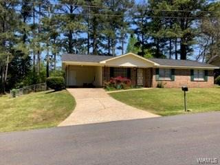 3412 49th Street E, TUSCALOOSA, AL 35405 (MLS #126760) :: The Alice Maxwell Team