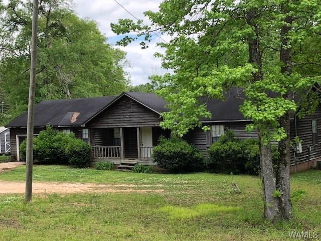 35600 Al Hwy 69, GALLION, AL 36742 (MLS #126815) :: The Gray Group at Keller Williams Realty Tuscaloosa