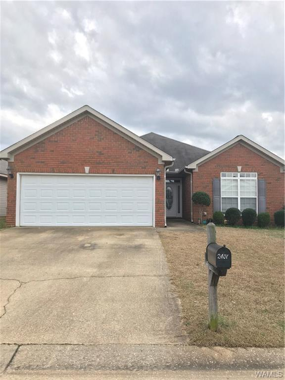 2407 Alexander Drive, TUSCALOOSA, AL 35405 (MLS #127053) :: Alabama Realty Experts