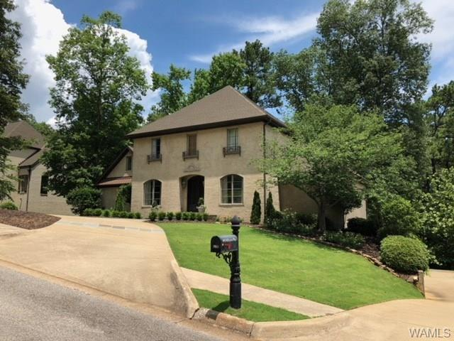 1943 Nottingham Place, TUSCALOOSA, AL 35406 (MLS #127222) :: The Advantage Realty Group