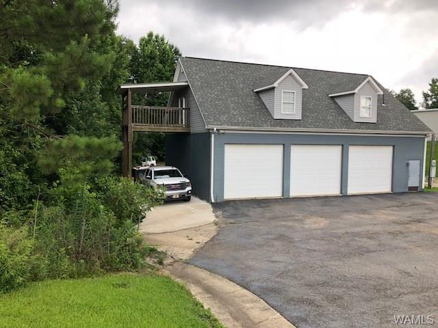 9300 Baptist Campground Road, NORTHPORT, AL 35473 (MLS #127670) :: The Advantage Realty Group
