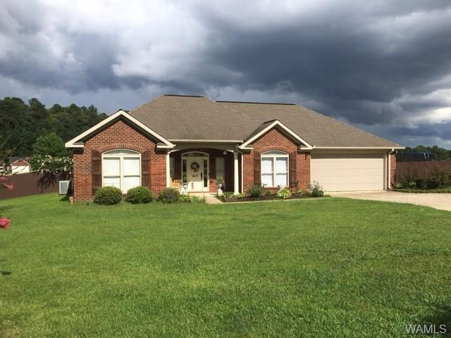 6479 Stratford Lane, NORTHPORT, AL 35473 (MLS #128025) :: The Advantage Realty Group