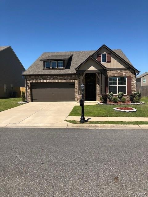 2003 Middle Lane, TUSCALOOSA, AL 35405 (MLS #128195) :: The Alice Maxwell Team