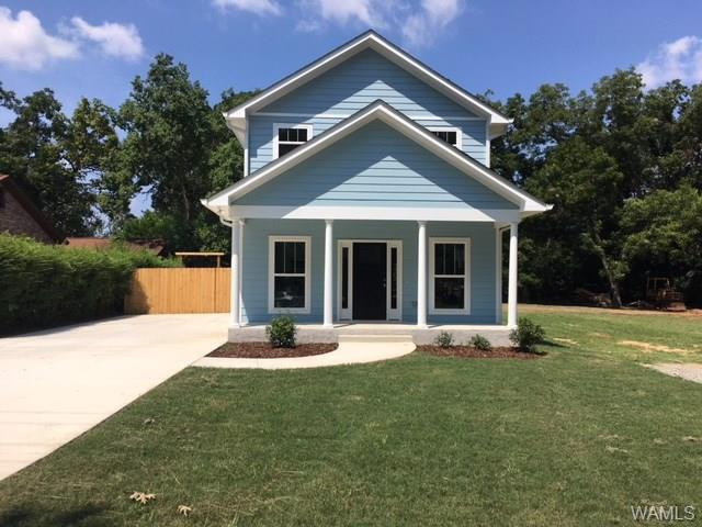 404 30th Avenue, NORTHPORT, AL 35476 (MLS #128586) :: The Gray Group at Keller Williams Realty Tuscaloosa