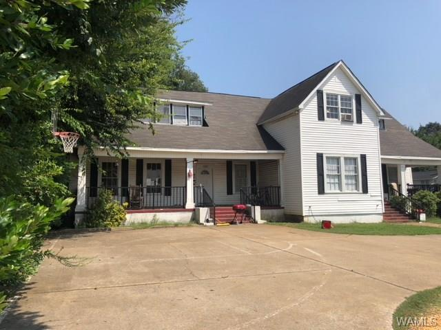 1021 Queen City Avenue, TUSCALOOSA, AL 35401 (MLS #128673) :: The Advantage Realty Group