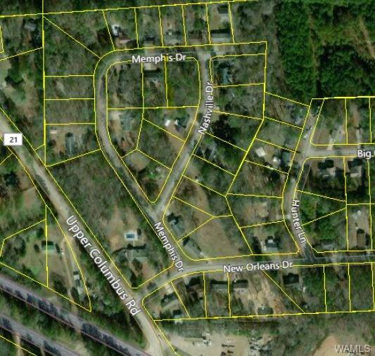 Lot 4 Memphis Drive, COKER, AL 35452 (MLS #128756) :: The Advantage Realty Group
