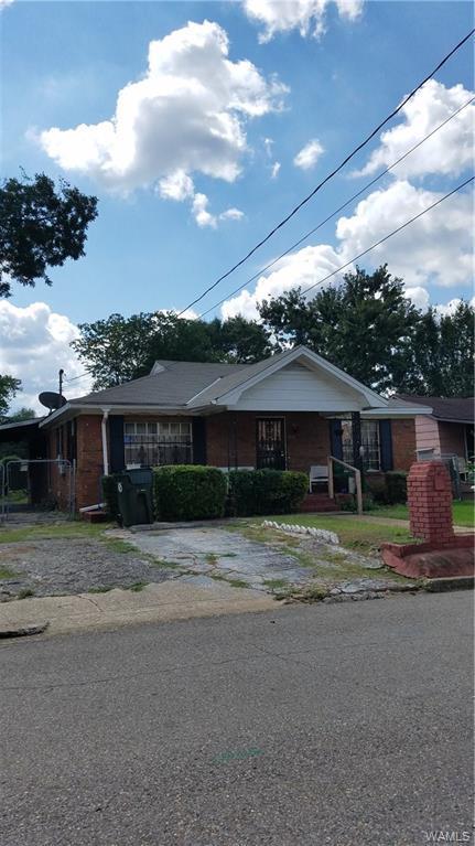 2827 23rd Street, TUSCALOOSA, AL 35401 (MLS #130211) :: The Gray Group at Keller Williams Realty Tuscaloosa