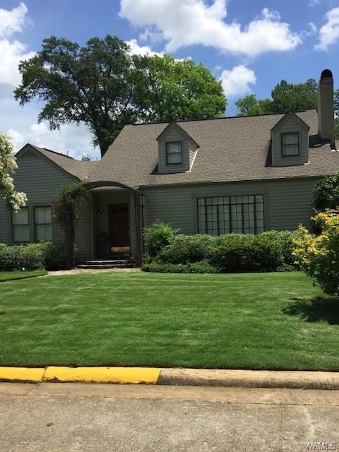 1311 Shady Lane, TUSCALOOSA, AL 35401 (MLS #130359) :: The Gray Group at Keller Williams Realty Tuscaloosa