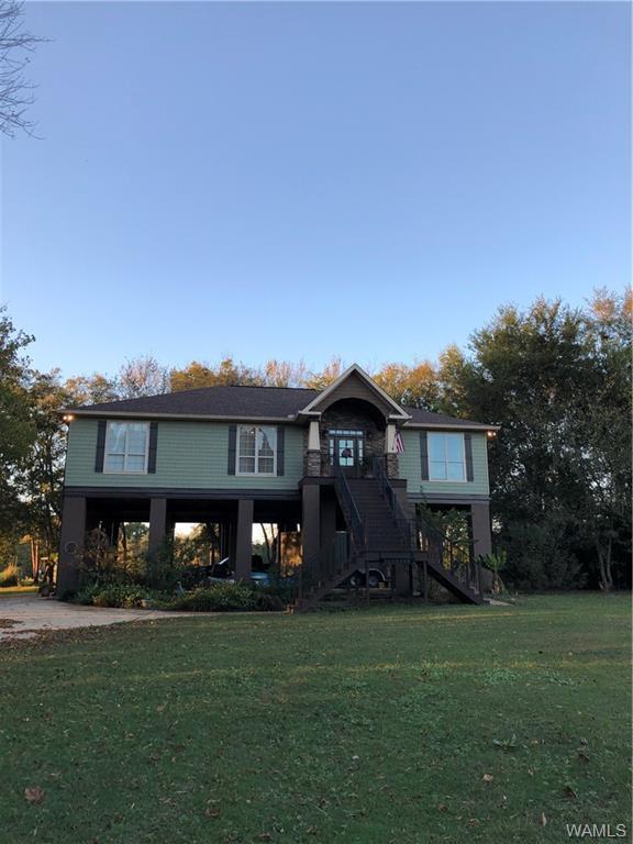12703 Lackey Lane, FOSTERS, AL 35463 (MLS #130593) :: The Gray Group at Keller Williams Realty Tuscaloosa