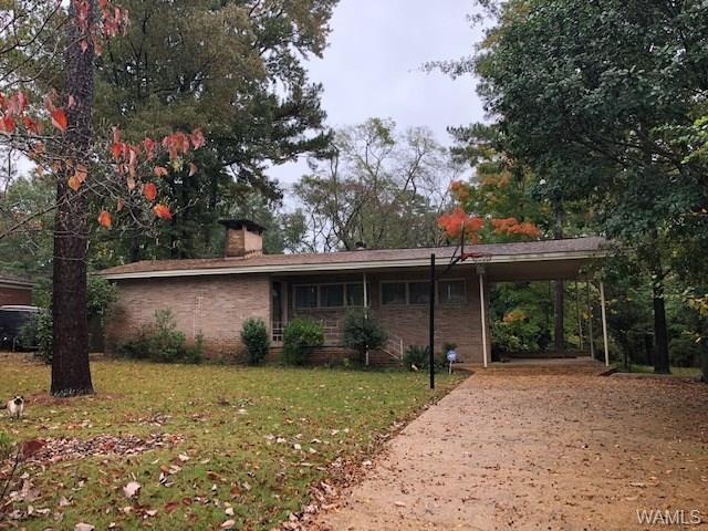 1273 38th Avenue E, TUSCALOOSA, AL 35404 (MLS #130648) :: The Gray Group at Keller Williams Realty Tuscaloosa