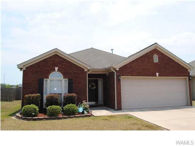 5107 Easton Lane, NORTHPORT, AL 35475 (MLS #132003) :: Hamner Real Estate