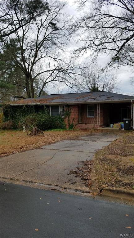 3416 3rd Avenue, TUSCALOOSA, AL 35405 (MLS #132122) :: The Advantage Realty Group