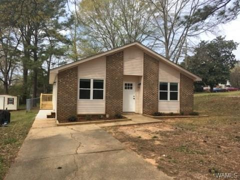 1316 26th Avenue, NORTHPORT, AL 35476 (MLS #132331) :: Wes York Team