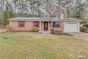 15315 Hillview Road, COKER, AL 35452 (MLS #133575) :: The Gray Group at Keller Williams Realty Tuscaloosa
