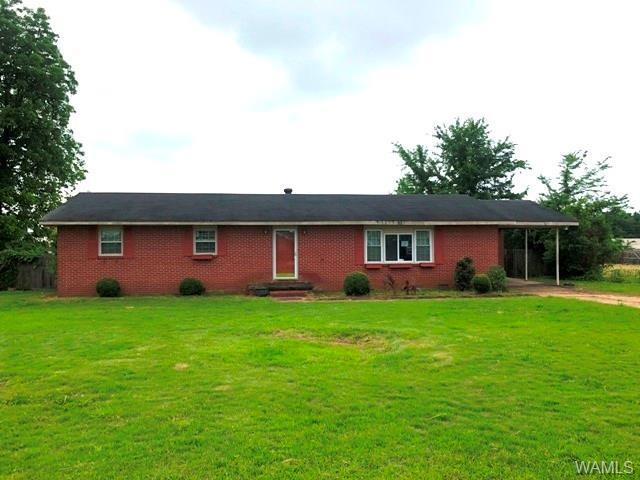 4121 Elm Drive NE, TUSCALOOSA, AL 35404 (MLS #133818) :: Hamner Real Estate