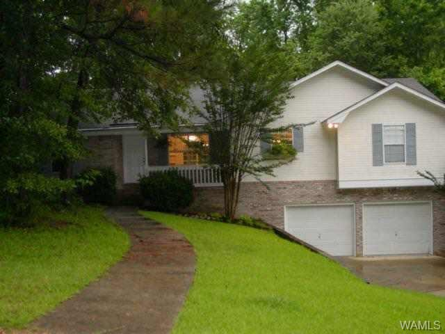 4612 Woodvale Drive, TUSCALOOSA, AL 35405 (MLS #133917) :: Caitlin Tubbs with Hamner Real Estate