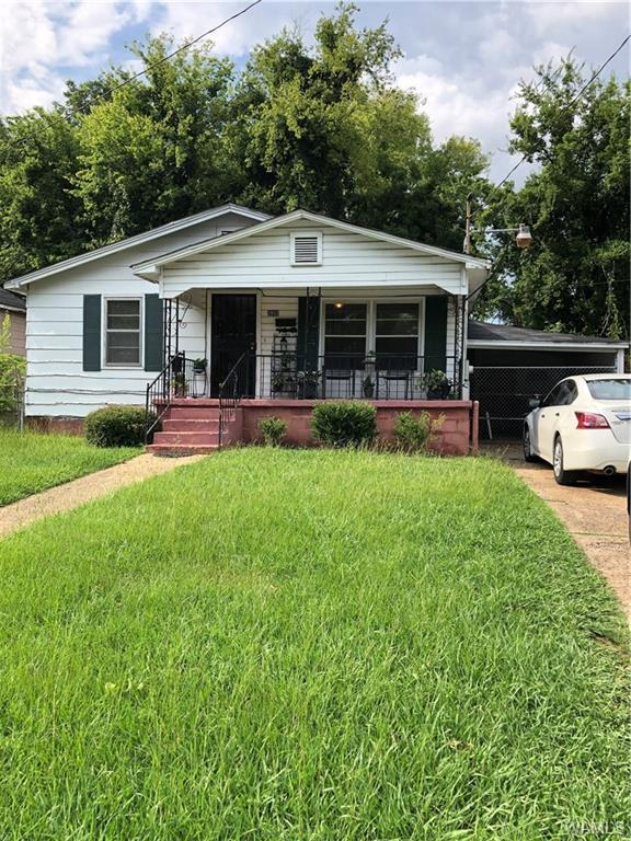 2802 16th Street, TUSCALOOSA, AL 35401 (MLS #133944) :: The Gray Group at Keller Williams Realty Tuscaloosa