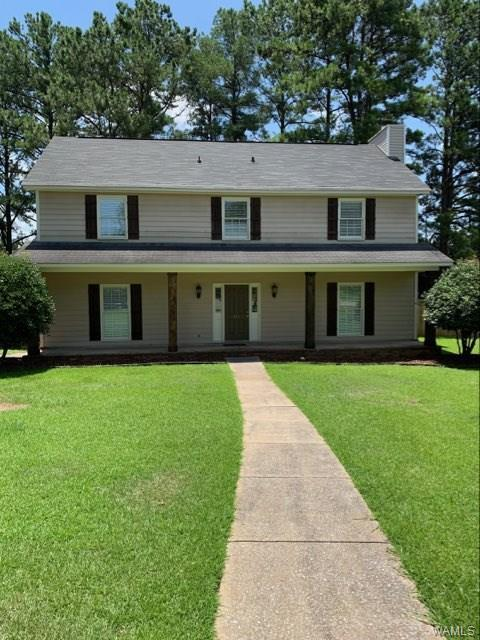 311 Vicksburg Drive, TUSCALOOSA, AL 35406 (MLS #134001) :: The Advantage Realty Group