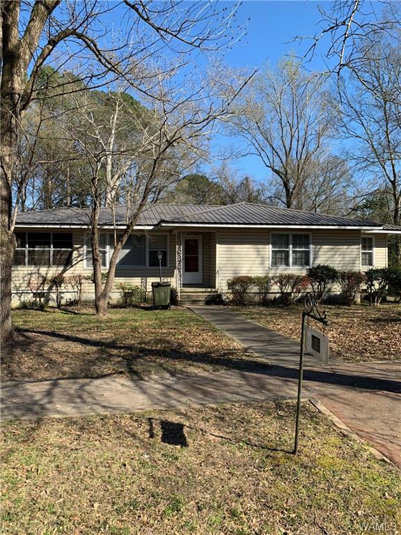 605 1ST Street N, REFORM, AL 35481 (MLS #134044) :: The Gray Group at Keller Williams Realty Tuscaloosa