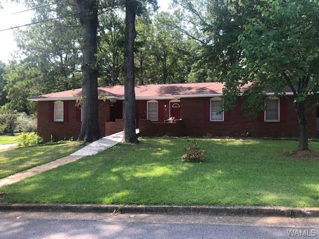 3815 37th Street E, TUSCALOOSA, AL 35405 (MLS #134452) :: Wes York Team