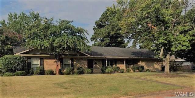 349 Riverdale Drive, TUSCALOOSA, AL 35406 (MLS #134647) :: Hamner Real Estate