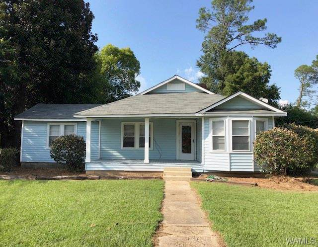 430 27TH Street, TUSCALOOSA, AL 35401 (MLS #134900) :: Wes York Team