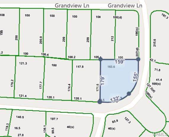 21 Grandview Drive, NORTHPORT, AL 35475 (MLS #135032) :: The Advantage Realty Group