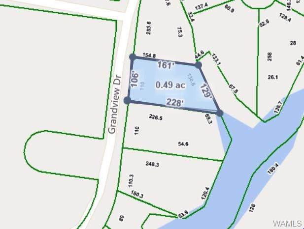 27 Grandview Drive, NORTHPORT, AL 35475 (MLS #135036) :: Hamner Real Estate