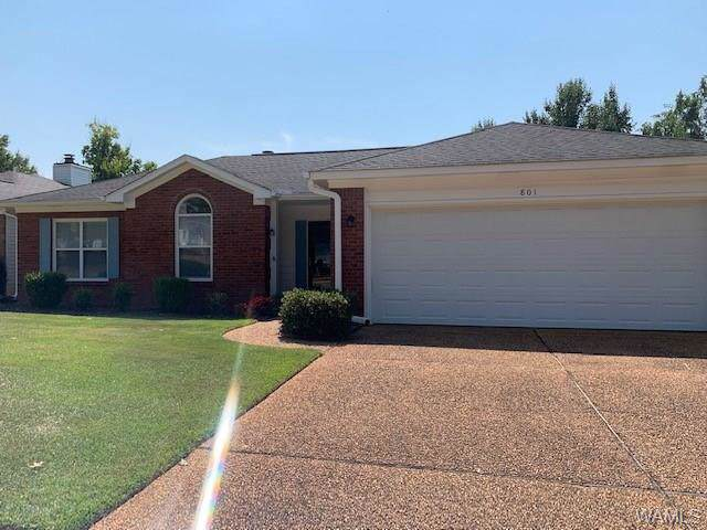 801 Richmond Place, TUSCALOOSA, AL 35406 (MLS #135068) :: Wes York Team