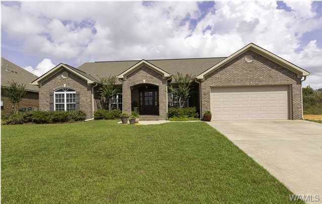 12539 Willow View Circle, NORTHPORT, AL 35475 (MLS #135242) :: Hamner Real Estate