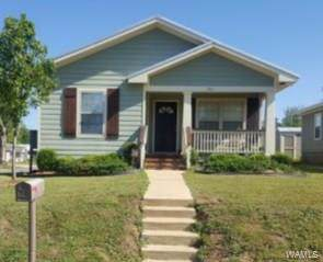 2402 5th Street E, TUSCALOOSA, AL 35404 (MLS #135339) :: The Gray Group at Keller Williams Realty Tuscaloosa