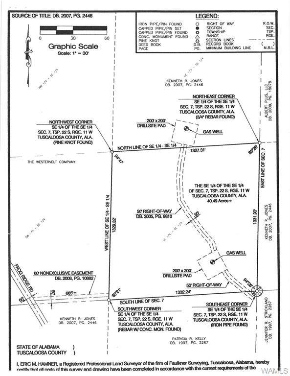 00 Frog Ridge Road, BUHL, AL 35446 (MLS #135775) :: The Advantage Realty Group