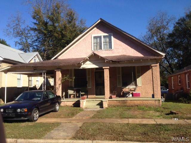 509 34th Avenue, TUSCALOOSA, AL 35401 (MLS #135875) :: The Advantage Realty Group