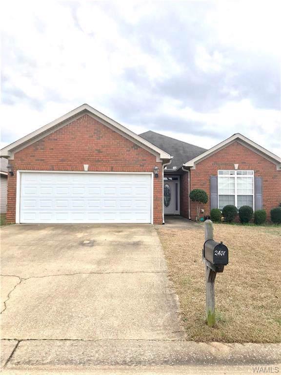2407 Alexander Drive, TUSCALOOSA, AL 35405 (MLS #135951) :: The Gray Group at Keller Williams Realty Tuscaloosa