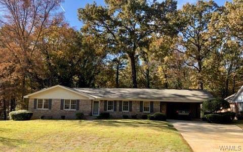 2722 Lakewood Circle, TUSCALOOSA, AL 35405 (MLS #135959) :: The Gray Group at Keller Williams Realty Tuscaloosa