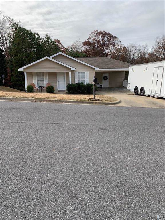4710 33rd Ave E, TUSCALOOSA, AL 35405 (MLS #136021) :: Hamner Real Estate