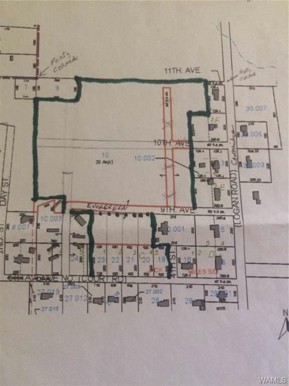 00 Evergreen Road, WINFIELD, AL 35594 (MLS #136043) :: The Gray Group at Keller Williams Realty Tuscaloosa