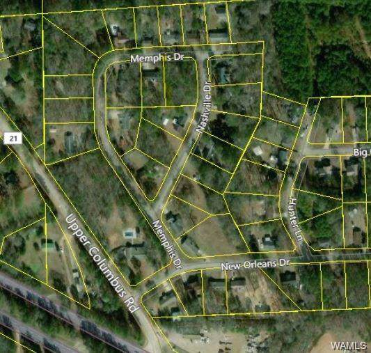 Lot 4 Memphis Drive, COKER, AL 35452 (MLS #136135) :: The Gray Group at Keller Williams Realty Tuscaloosa