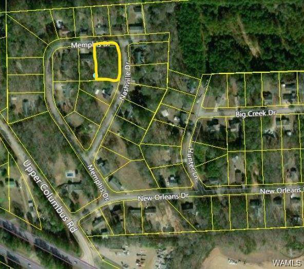 Lot 4 Memphis Drive, COKER, AL 35452 (MLS #136135) :: The Advantage Realty Group