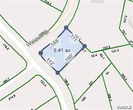 Lot 182 Waldort Drive, NORTHPORT, AL 35473 (MLS #136654) :: The Alice Maxwell Team