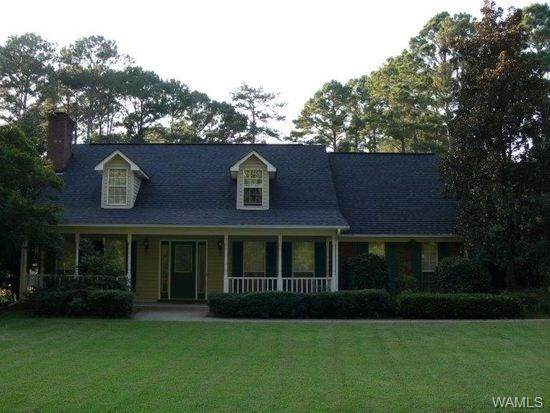 236 Pinecrest Lane, PICKENSVILLE, AL 35447 (MLS #136988) :: The K|W Group