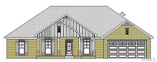1591 Arborway Circle, TUSCALOOSA, AL 35405 (MLS #137735) :: The Gray Group at Keller Williams Realty Tuscaloosa