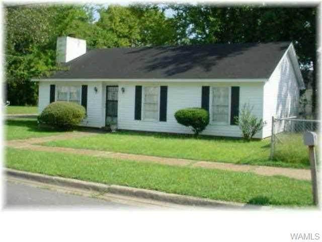 3301 6th Street, TUSCALOOSA, AL 35401 (MLS #138077) :: The Gray Group at Keller Williams Realty Tuscaloosa