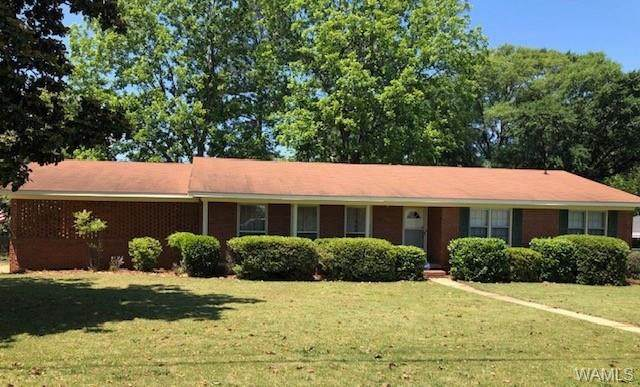 25 Broadview, TUSCALOOSA, AL 35405 (MLS #138133) :: The Advantage Realty Group