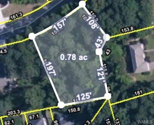Lot 177 Malvern Hill Drive, NORTHPORT, AL 35473 (MLS #138969) :: The K|W Group