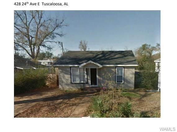 428 24th Avenue E, TUSCALOOSA, AL 35404 (MLS #139045) :: The Advantage Realty Group
