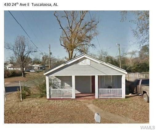 430 24th Avenue E, TUSCALOOSA, AL 35404 (MLS #139046) :: The Advantage Realty Group