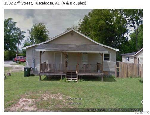 2502 27th Street, TUSCALOOSA, AL 35401 (MLS #139057) :: The Advantage Realty Group