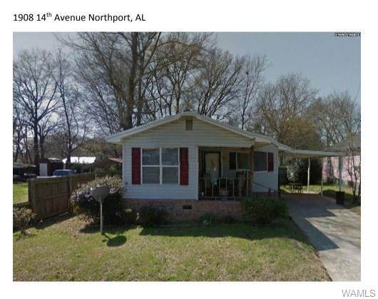 1908 14th Avenue, NORTHPORT, AL 35476 (MLS #139059) :: The Advantage Realty Group