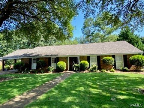 314 Shiloh Lane, TUSCALOOSA, AL 35406 (MLS #139284) :: The K|W Group